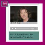 HR4 Platz 1 ... Roland Bless - Wir tanzen ins Licht